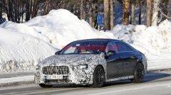 AMG董事会主席:奔驰将推出大马力A45及衍生产品