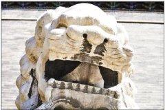 """北京正阳门石狮需要""""刷牙洗脸""""?专家:不能盲目清洗"""