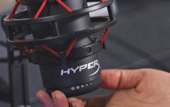 HyperX QuadCast声浪专业电竞主播麦克风全新上市
