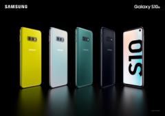 三星Galaxy S10系列预售开撩 还不任性买买买?