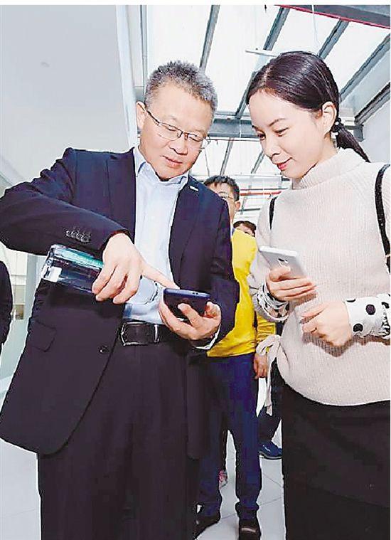 """江心洲生态科技岛堪称样板""""智慧苏宁""""渗入生活的点滴"""