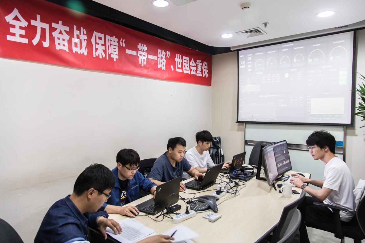 北京世园会迎客流高峰 金山云提供高品质游览体验