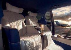 高端MPV车型别克GL84座版官图发布