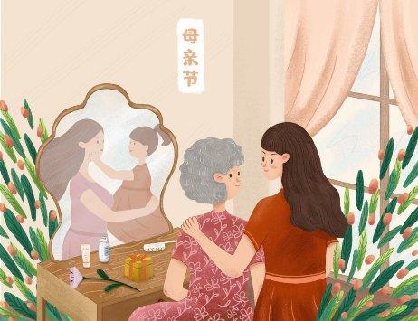 仲景诊脉,母亲节最好的礼物莫过于还妈妈一个健康身心