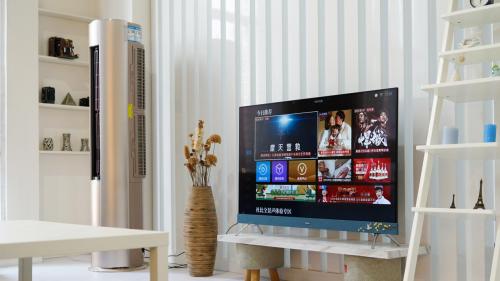 可以靠颜值让你买单的全面屏电视,创维55H10测评