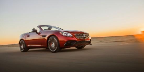 奔驰美国计划精简车型阵容淘汰滞销车型