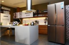 小资生活不可或缺,三星多开门冰箱无霜保湿三循环技术