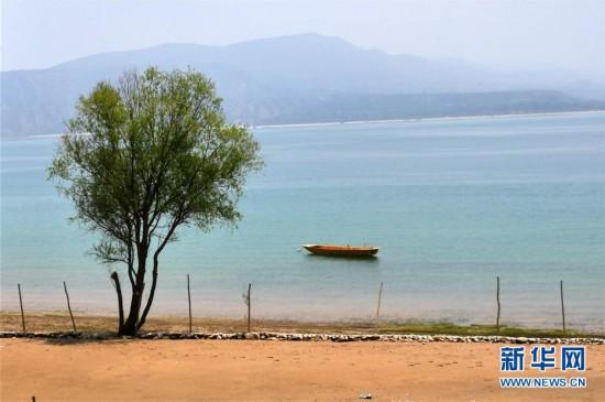 (美丽中国)(1)甘肃:黄河三峡风景如画