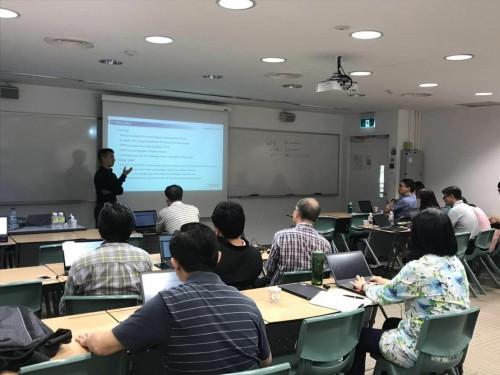 星环科技与新加坡理工学院首次联合培训圆满结束