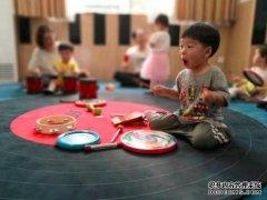 潍坊红黄蓝高新亲子园:一节45分钟的早教课能学到什么