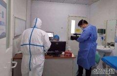 """中国教育电视台领导布置""""空中课堂""""节目录制工作"""