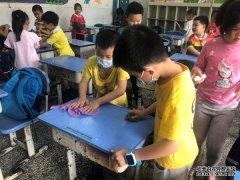 """两江新区翠云小学开展了一系列创建""""无废学校""""系列教"""
