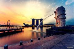 """""""努力就有收获""""新加坡留学生:""""中考落榜,也能上名"""