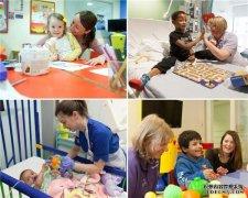 """逾百年历史的英国儿童医院 为重症儿童打造 """"梦幻岛"""""""